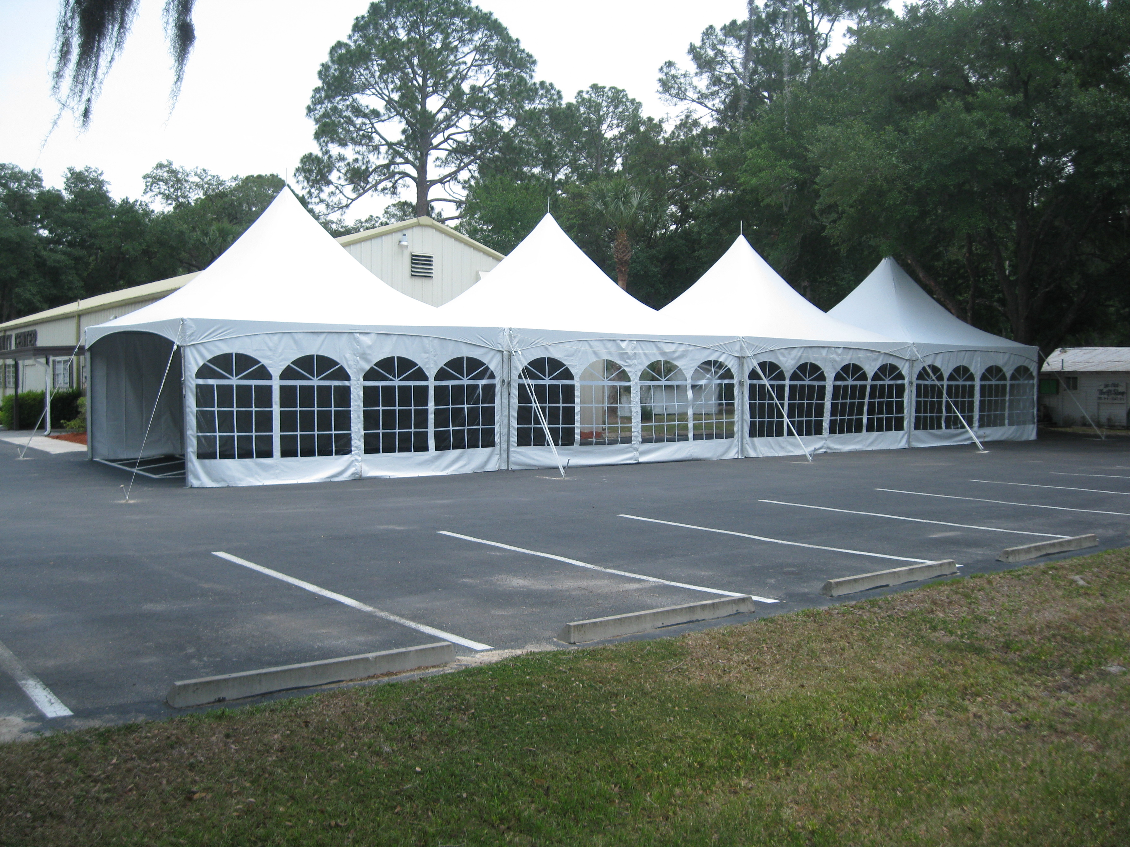 Tent And Wedding Rental Pictures Of All Above Tent Rental
